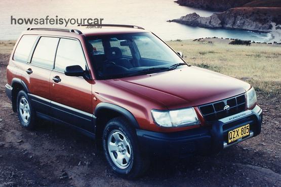 1997           Subaru           Forester