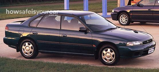 1998           Subaru           Liberty