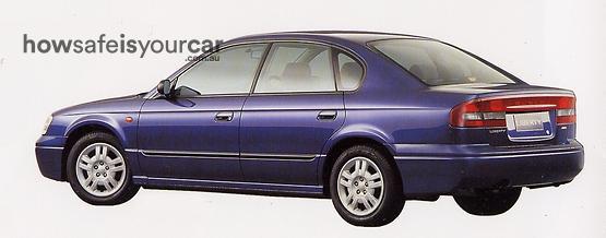 2000           Subaru           Liberty