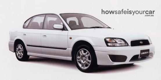 2003           Subaru           Liberty