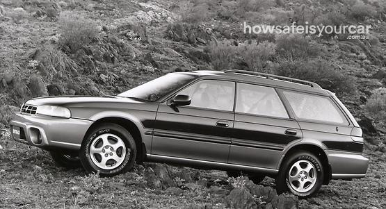 how safe is the 1998 subaru outback how safe is your car how safe is the 1998 subaru outback