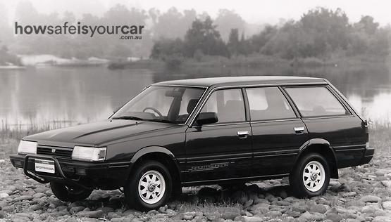 1995           Subaru           Sportswagon