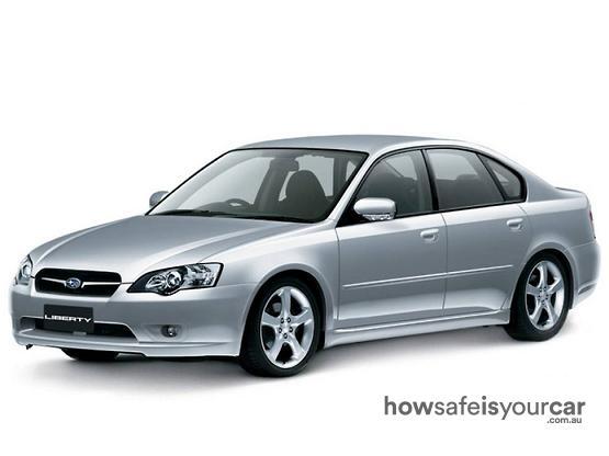 2006           Subaru           Liberty