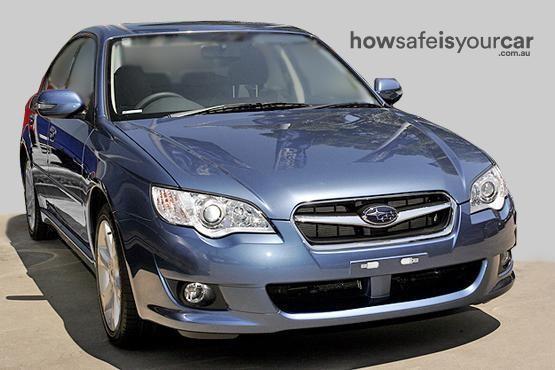 2008           Subaru           Liberty