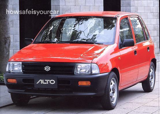 1997           Suzuki           Alto