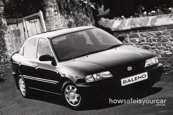 1997           Suzuki           Baleno