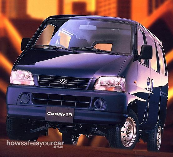 2004           Suzuki           Carry