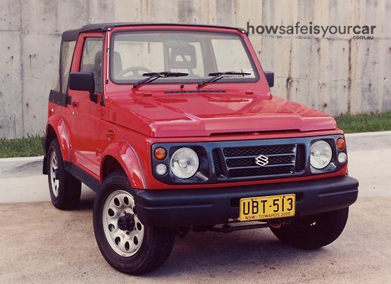 1998           Suzuki           Sierra