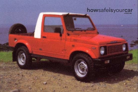 2000           Suzuki           Sierra