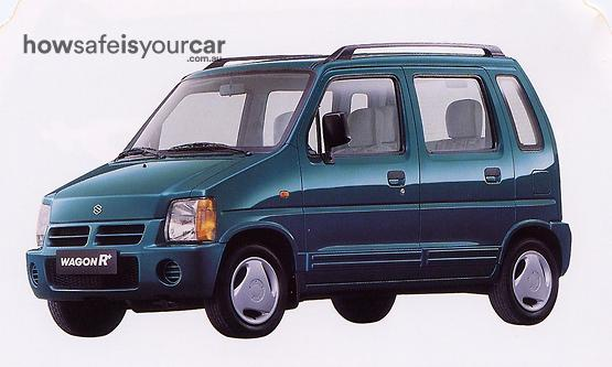 1997           Suzuki           Wagon R+