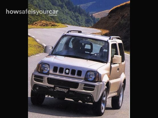 2006           Suzuki           Jimny