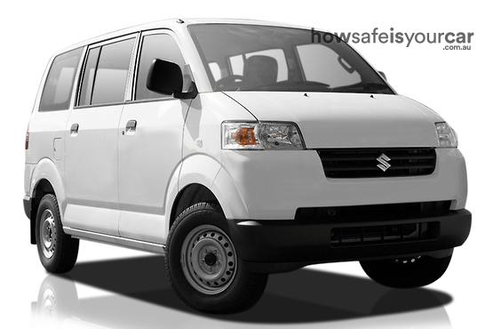 2005           Suzuki           APV
