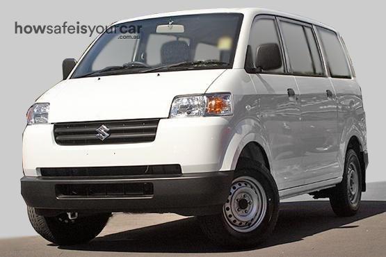 2013           Suzuki           APV