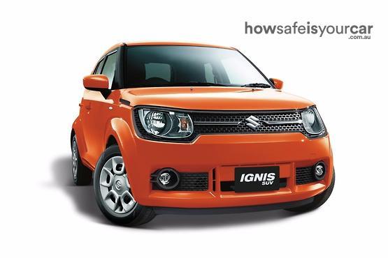 2016           Suzuki           Ignis