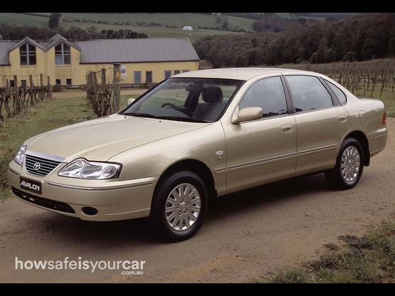 2005           Toyota           Avalon