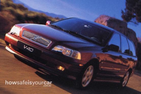 1998           Volvo           V40